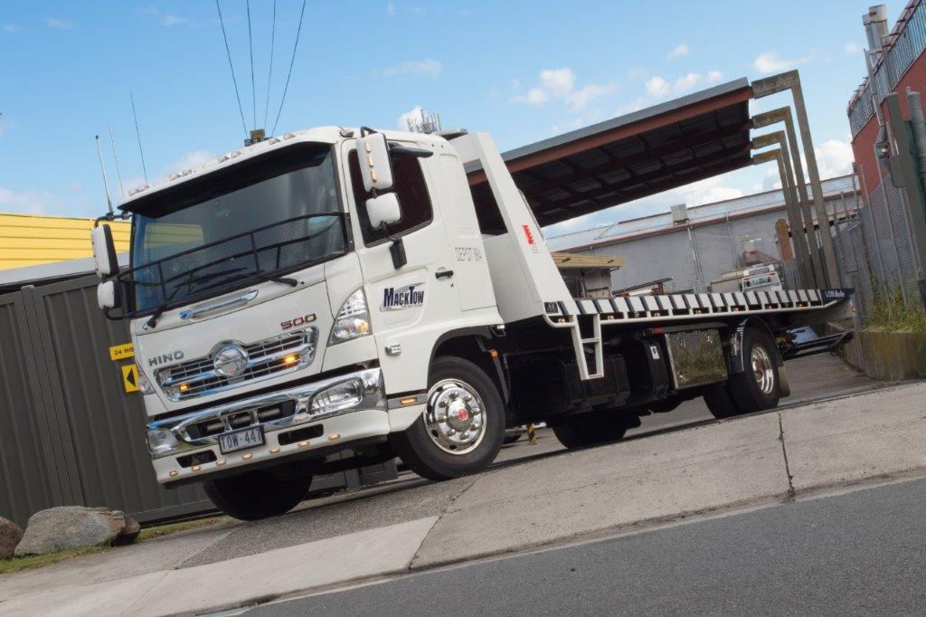 Huntingdale Depot -Towtruck13